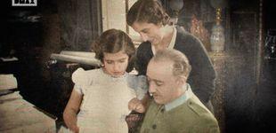 Post de El lado más íntimo de Franco: de sus primeros amores a la huida de su padre