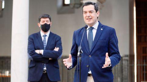 Andalucía resiste: PP y Cs ignoran avisos de Vox y se aíslan para durar hasta 2022