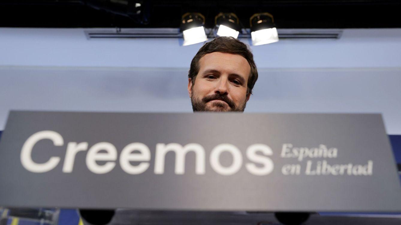 El votante de la gran ciudad lastra la remontada electoral de Pablo Casado