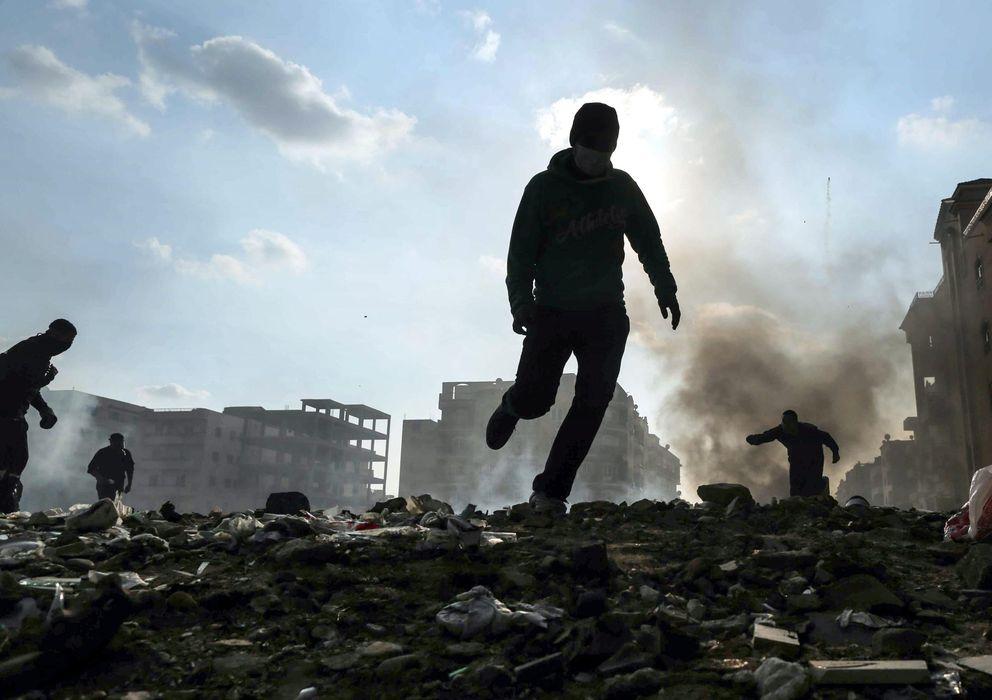 Foto: Las protestas surgidas al calor de la Primavera Árabe en Egipto han marcado un punto de inflexión para la estabilidad sistémica, según los informes del Pentágon