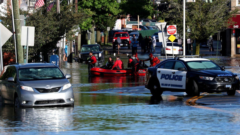 Graves inundaciones en Nueva York tras el paso del huracán Ida (Reuters)