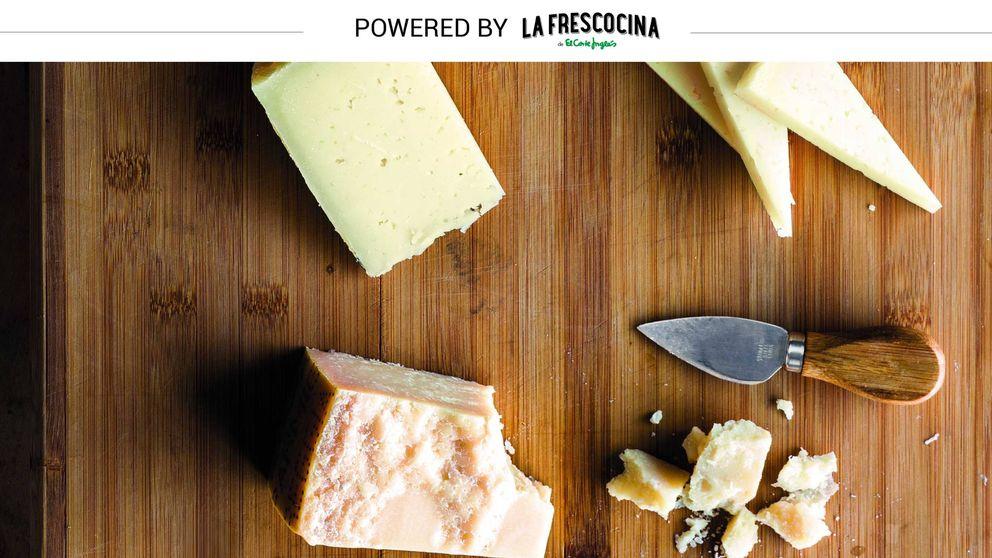 Cremoso, azul, curado... Trucos para cortar bien cada tipo de queso
