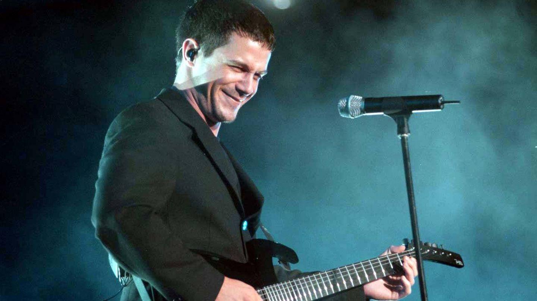 Alejandro Sanz durante un concierto en Estepona. (Gtres)