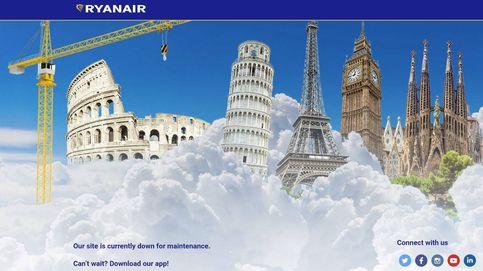 Ryanair pone vuelos a 8 euros... y revienta su web: Necesito mi tarjeta de embarque