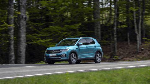 Por qué le han dado 5 estrellas al pequeño todocamino de Volkswagen, el T-Cross