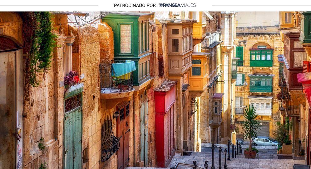 Foto: Uno de los pintorescos rincones de Malta. (Shutterstock)