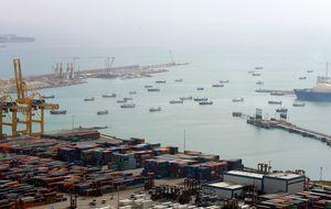 Condenadas seis constructoras por el hundimiento del Muelle Prat