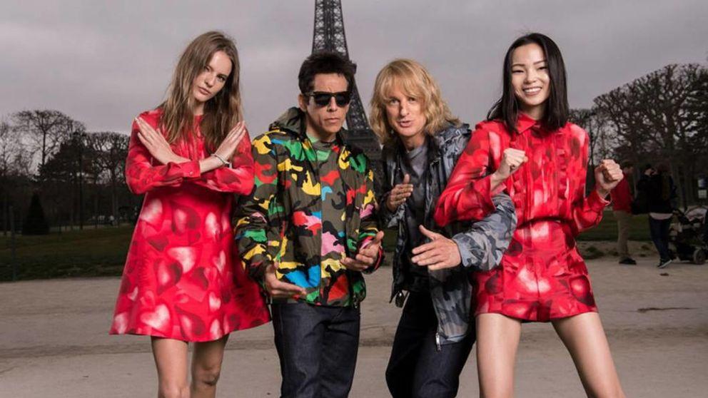 ¿Son los protas de 'Zoolander' los modelos de la colección estival de Valentino?