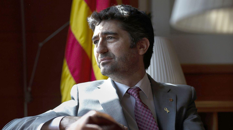 Jordi Puigneró, en una fotografía de archivo. (EFE)
