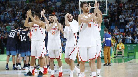 El España-Argentina de baloncesto logra un impresionante 24,3%