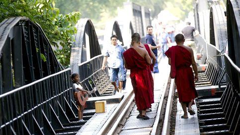 El puente sobre el río Kwai y Día Mundial contra la Malaria: el día en fotos