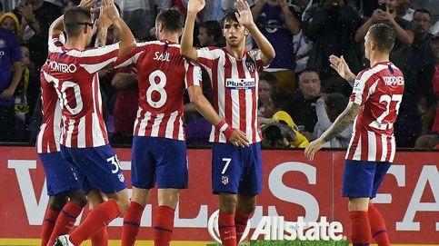 Atlético de Madrid - Getafe en directo: siga en vivo el resultado y los goles