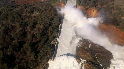 La ingeniería que ha evitado (de momento) una inundación catastrófica en California