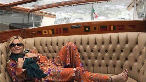 Los detalles del misterioso viaje exprés de Eugenia Martínez de Irujo a Venecia