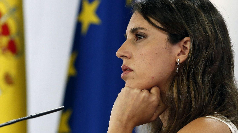 La ministra de Igualdad, en una imagen reciente. (EFE)