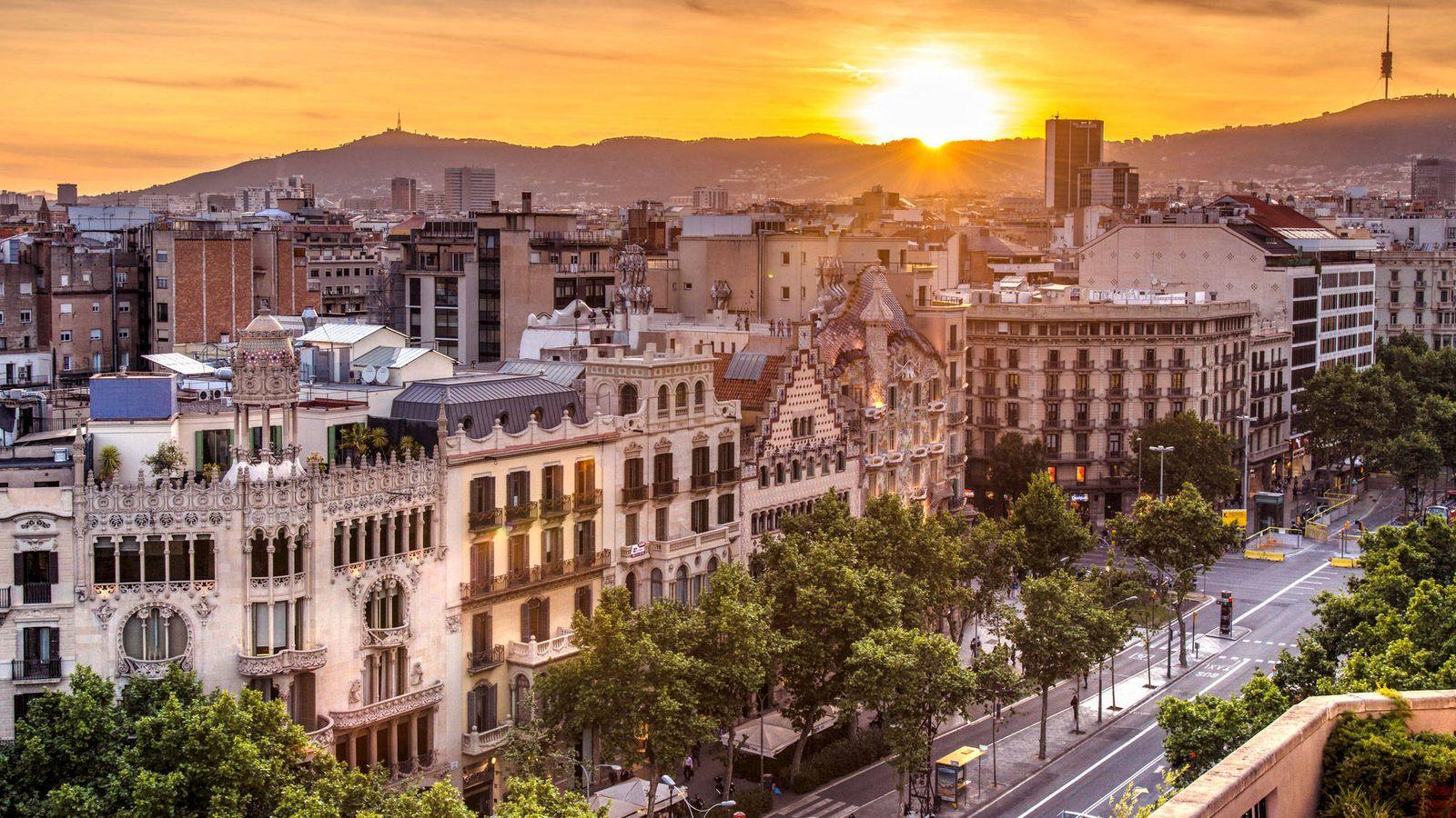 Foto: Paseo de Gracia, Barcelona (Istock)