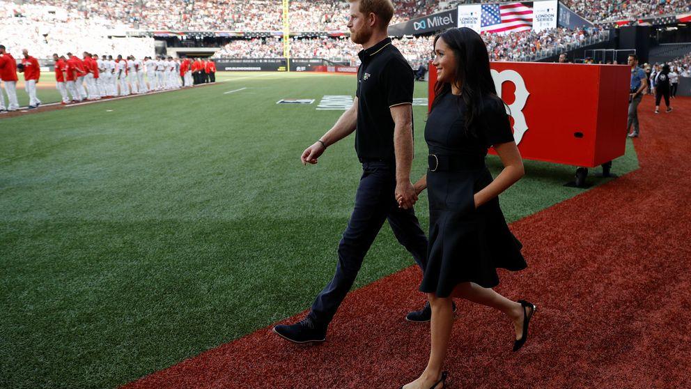 Sale a la luz un nuevo momento incómodo entre Meghan Markle y el príncipe Harry
