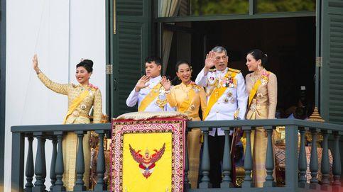 Tailandia, alta tensión: el rey, la reina, la consorte y los actores de una crisis histórica