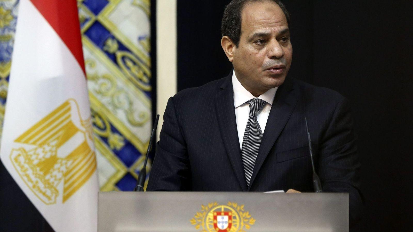 Foto: El presidente de Egipto, Abdelfatah al Sisi. (EFE)