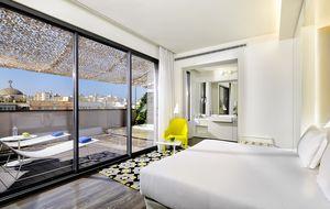 5 hoteles que pecan de urbanitas