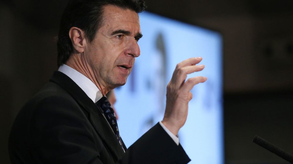 Foto: El ministro Soria apareció como administrador de la 'offshore' de su hermano. (EFE)
