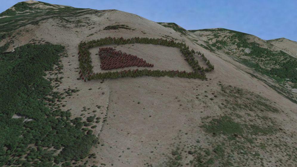Foto: Qué son las tierras raras, el nuevo caballo de batalla de la guerra entre EEUU y China. (EFE)
