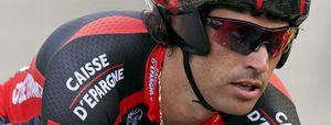Óscar Pereiro abandona el Tour de Francia