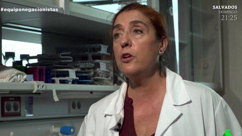El gran zasca de una científica del CSIC a una negacionista en 'Equipo de investigación'
