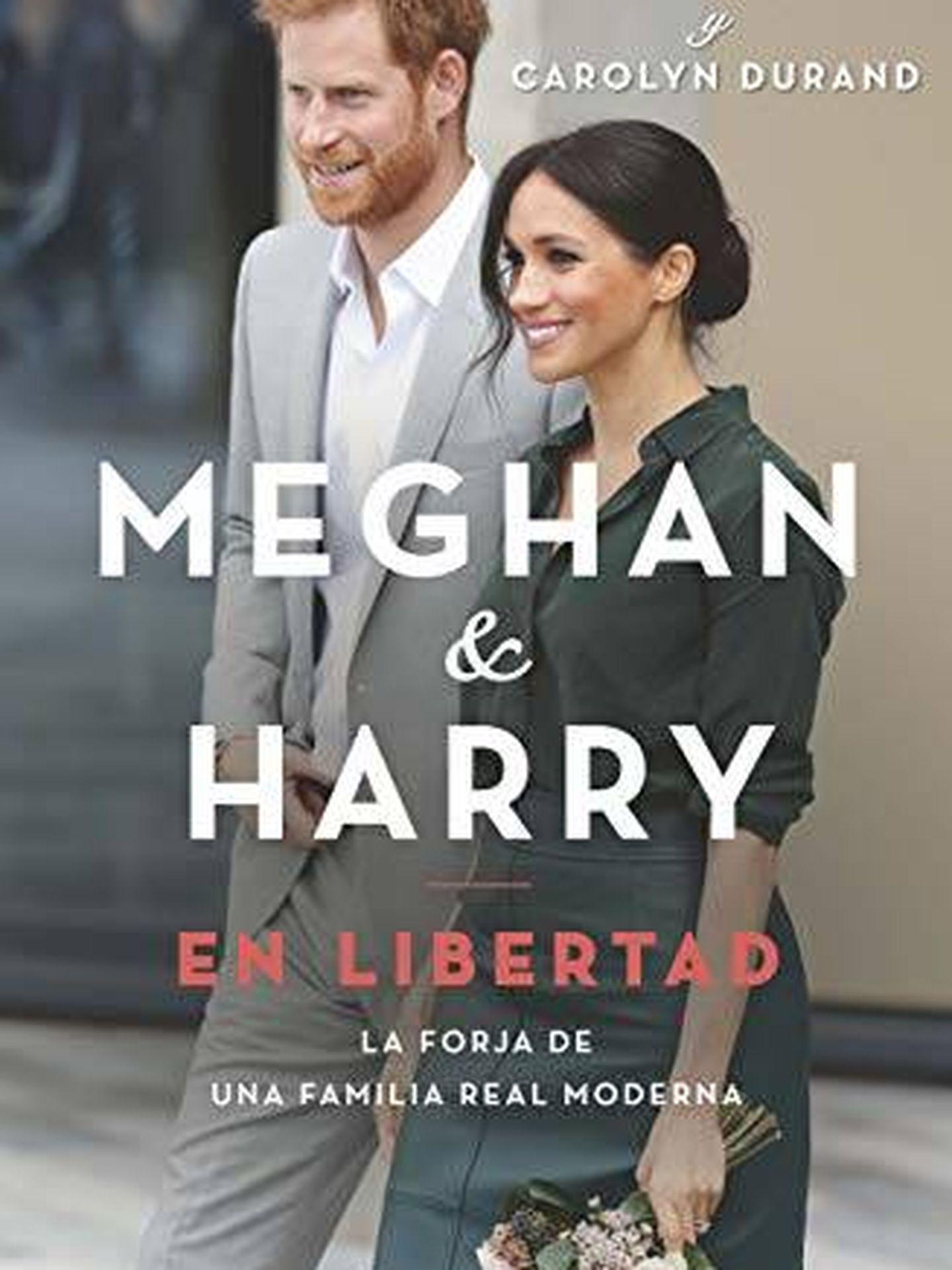 'Meghan & Harry. En libertad'. (Amazon)