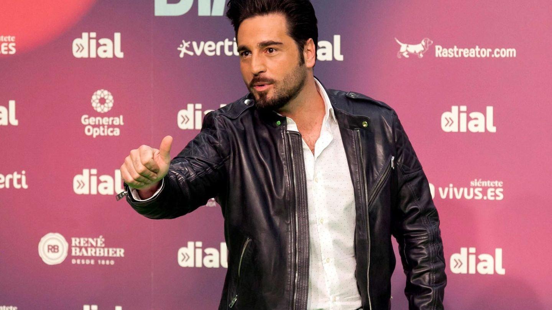 Bustamante en los Premios Cadena Dial. (EFE)