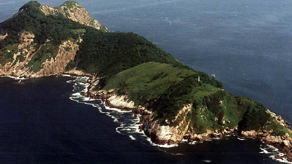 Foto: Imagen general de la Isla da Queimada Grande, en Brasil (CC/Flickr)