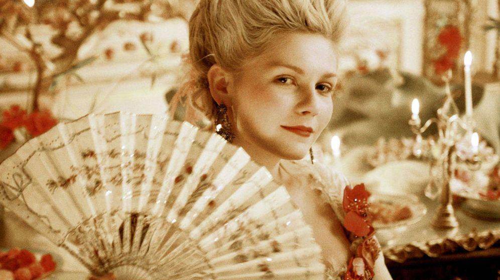 Foto: Fotograma de la película 'María Antonieta'.