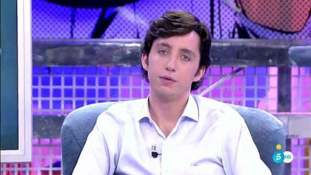 Francisco Nicolás ficha por 'Sálvame' como su nuevo Bertín Osborne