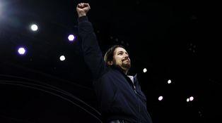 Pablo Iglesias, la patria y los cojones