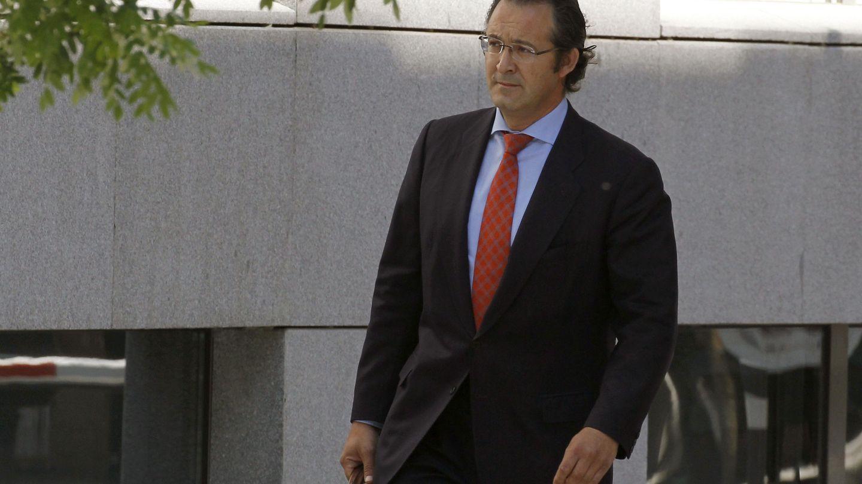 El diputado del PP en la Asamblea de Madrid Jesús Gómez, alcalde de Leganés entre 2011 y 2015. (EFE)