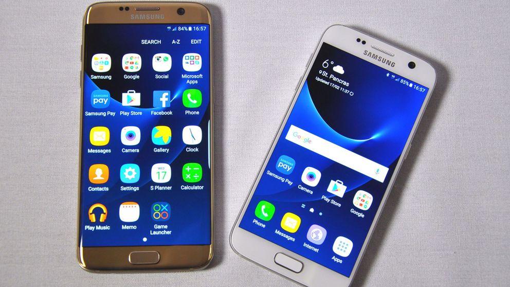Así es el Galaxy S7: un clon por fuera con (escasas) sorpresas por dentro