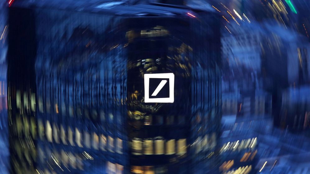 Foto: Sede central de Deutsche Bank en Fráncfort. (Reuters)