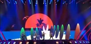 Post de La prensa internacional lapida a Manel Navarro tras su ensayo en 'Eurovisión'