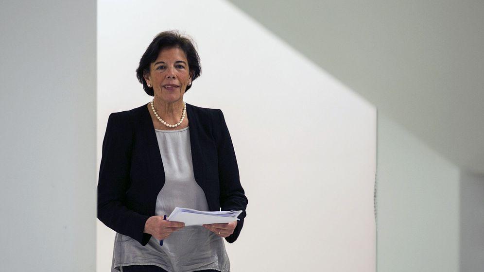 Foto: Isabel Celaá, presidenta de la comisión federal de ética y garantías. (EFE)
