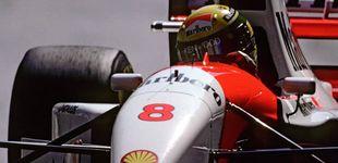 Post de El día que Senna (como Fernando Alonso) pilotó un Indycar: si hoy levantara la cabeza...