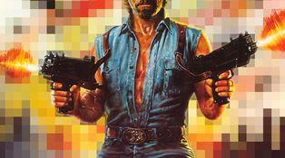 Chuck Norris: yo regresé del futuro... para matar a un comunista