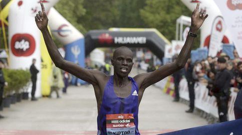 Kiptoo repite en el Maratón de Madrid y Jepkoech sella el doblete keniano