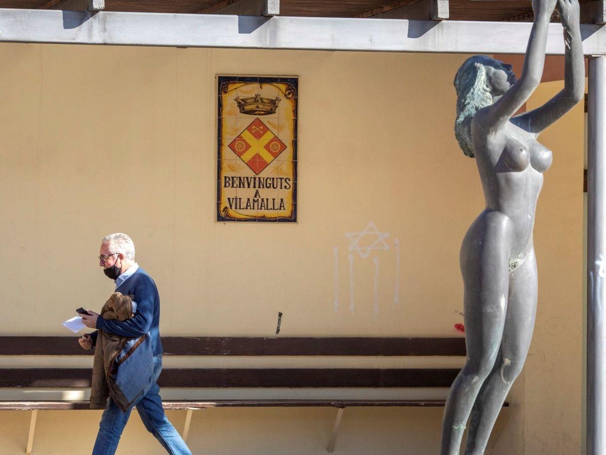 Foto: Vilamalla, Cataluña. (EFE)