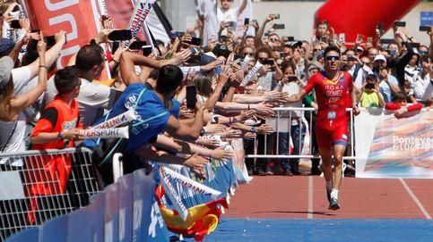 El nuevo pulso de Javi Gómez Noya, el triatleta que no se compara con Rafa Nadal