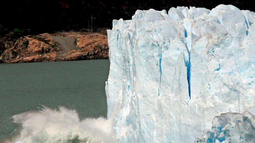 Foto: Los océanos y glaciares, termómetro del cambio climático