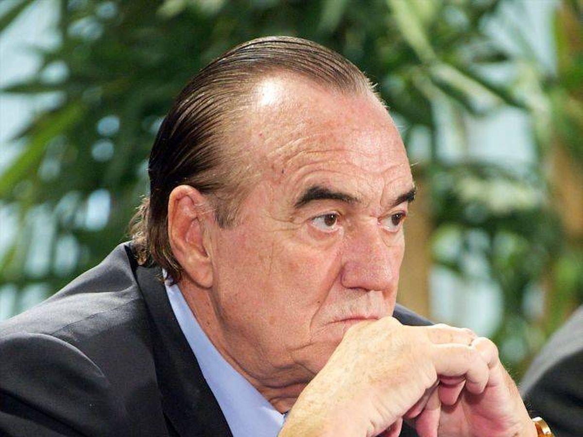 Foto: Fernández Tapias, en una imagen de archivo. (Getty)