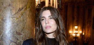 Post de El cabello Carlota Casiraghi a examen: los peinados que esconden su mayor secreto