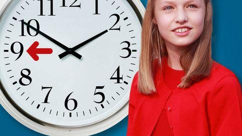 Un día en la vida de la princesa Leonor, que hoy cumple 12 años