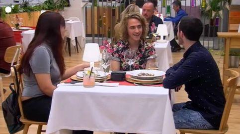 Manel Navarro, escaldado en 'Firts Dates': ¿Sales en Eurovisión? No te conozco