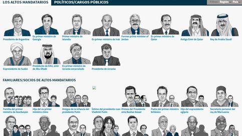 'Los Papeles de Panamá': los 74 líderes mundiales más relevantes de la lista